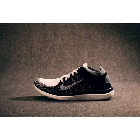 正品耐克男鞋夏季Nike Free赤足4.0女鞋新款飞线跑步鞋运动鞋