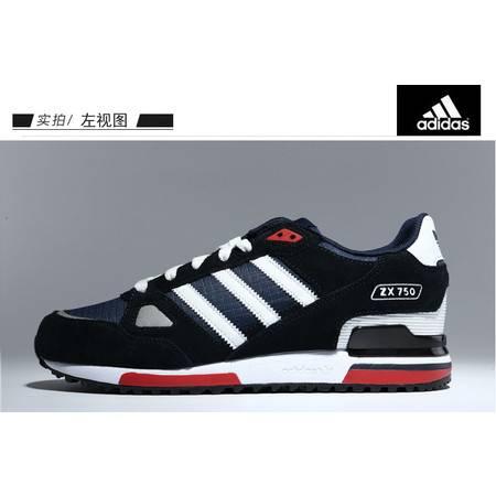 阿迪达斯男鞋ZX750跑步鞋正品三叶草跑鞋2015秋冬运动鞋
