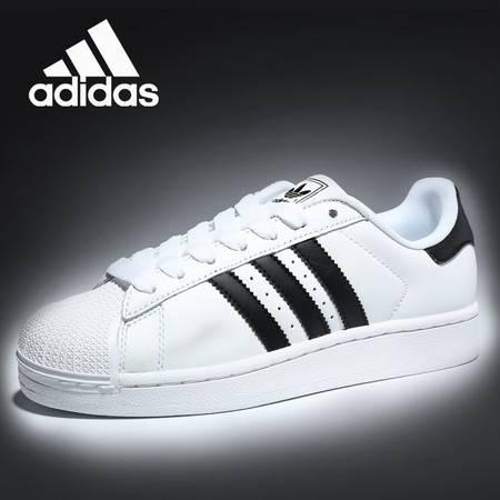 阿迪达斯男鞋板鞋冬季运动鞋三叶草贝壳头superstar休闲鞋女鞋