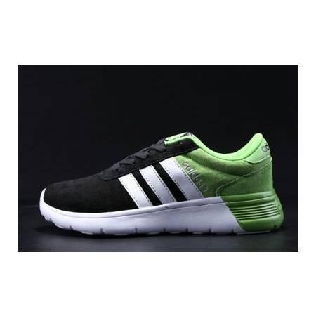 正品阿迪达斯Adidas男鞋三叶草NEO跑步鞋女鞋冬季新款情侣运动鞋