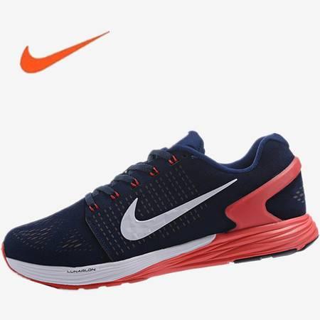 耐克运动男鞋登月皮面正品nike男鞋跑步鞋运动鞋