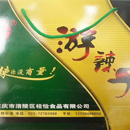 巴渝-涪陵特色馆 游辣子礼盒 158g/袋 18袋/盒