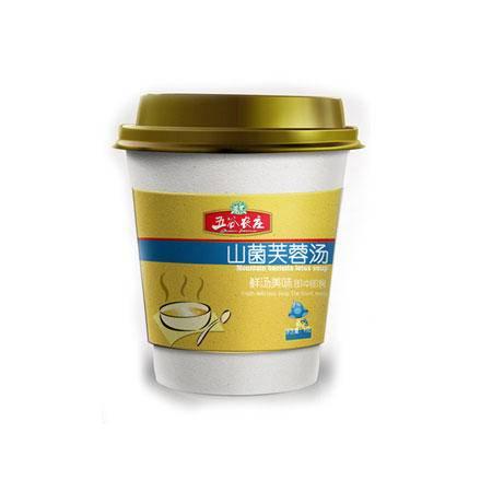 五谷农庄 山菌芙蓉汤杯装 10g*30杯 0102