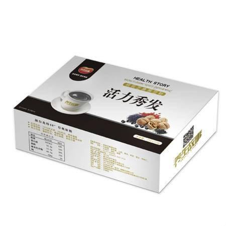 养生故事 活力秀发 20gx30  简装礼盒  0104