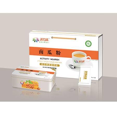 养生故事 南瓜粉20gx20袋 单盒装 0116