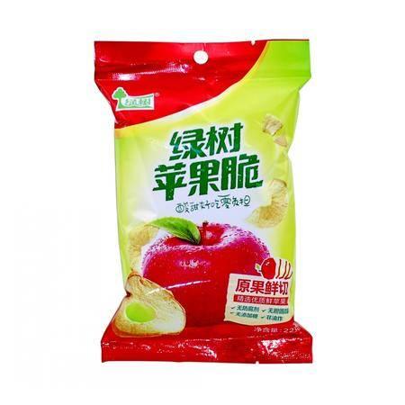绿树苹果脆