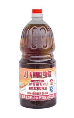 1.8L浓香菜油