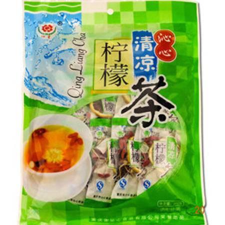 沁星柠檬清凉茶 枸杞美容茶 袋泡清香花茶360g 内含15小包