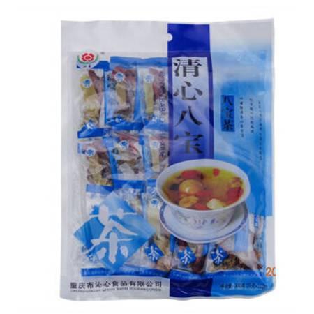 沁星八宝茶 美容养生茶 明目降火去疲劳 袋泡花茶300g 内含15小包