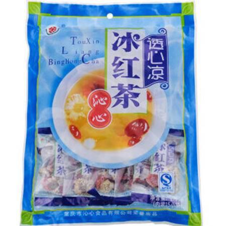 沁星冰红茶 夏季必备清凉茶 袋装冲泡花茶270g 内含15小包