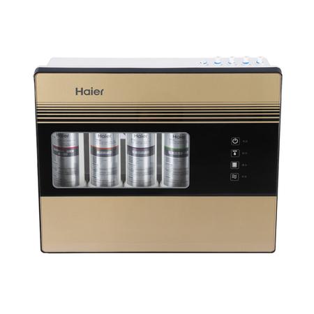 Haier/海尔 反渗透 纯水净水机 HRO5009-5 双出水 进口RO膜