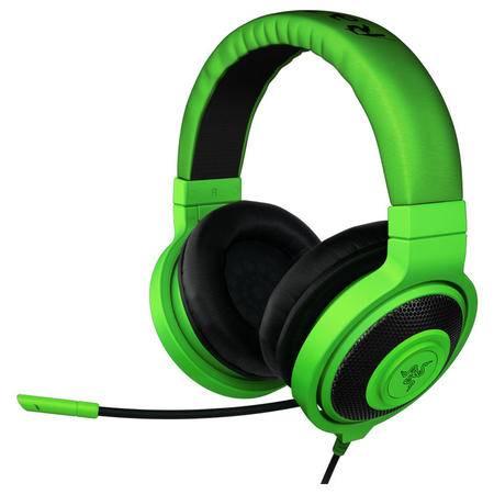 Razer/雷蛇 北海巨妖专业版 白色/魔彩 Kraken Pro 游戏耳麦 耳机