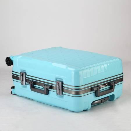 森腾拉杆箱向轮铝框学生行李箱20寸男女旅行箱登机密码箱