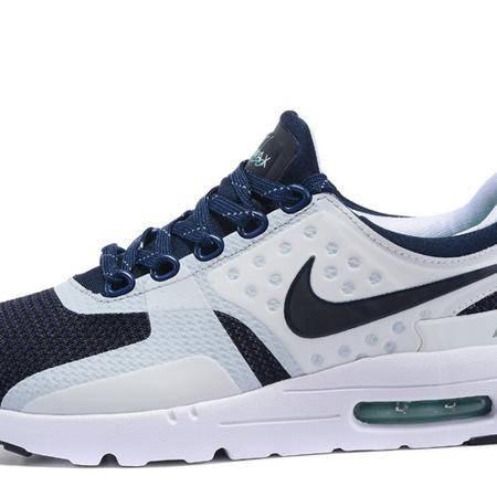 耐克男鞋Nike Air Max Zero 87女鞋奥利奥气垫休闲跑步鞋情侣鞋