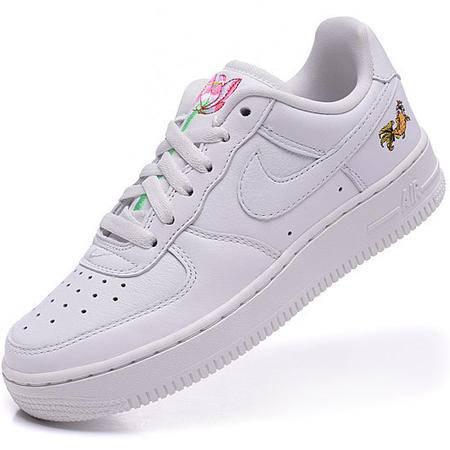 正品耐克空军一号男鞋Nike Air Force 1女鞋低帮休闲运动板鞋年画情侣鞋
