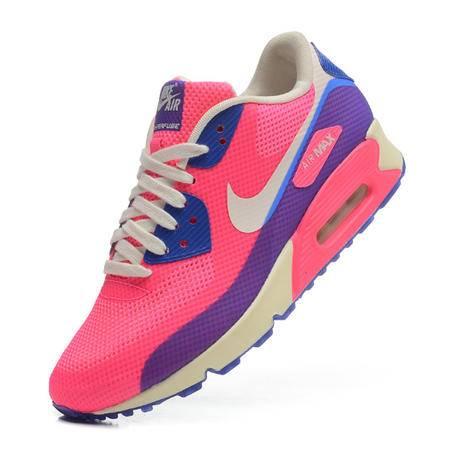 耐克新款NIKE AIR MAX 90 气垫鞋女运动鞋子学生厚底跑步休闲透气女鞋