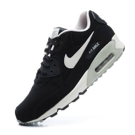 耐克新款NIKE AIR MAX90 男子气垫鞋休闲厚底增高透气男鞋跑步运动鞋