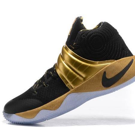 耐克 Nike Kyrie2 EP 黑武士 欧文2代独立日战靴篮球鞋 男子运动鞋
