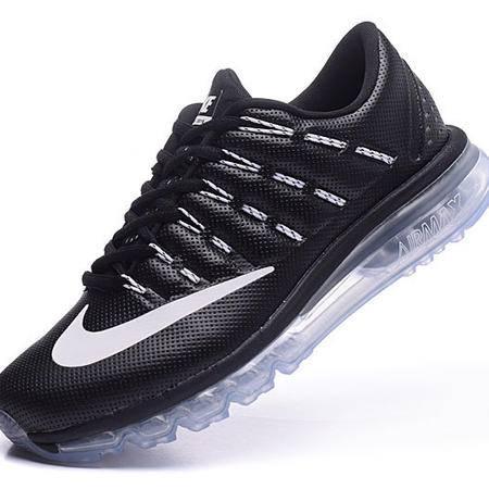 耐克NIKE AIR MAX 飞线全掌气垫男女休闲跑步鞋情侣减震旅游鞋运动鞋