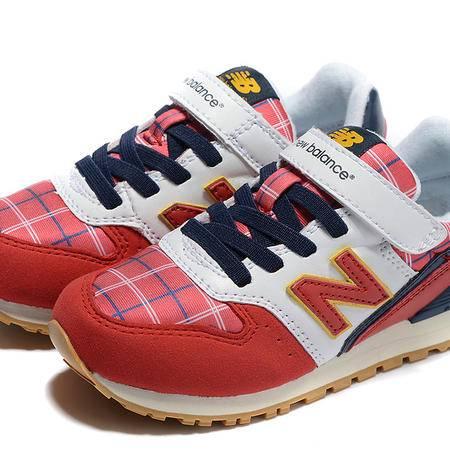 New Balance/NB 跑步鞋NB 996 魔术贴系带中大童鞋女童运动鞋男童学生儿童鞋