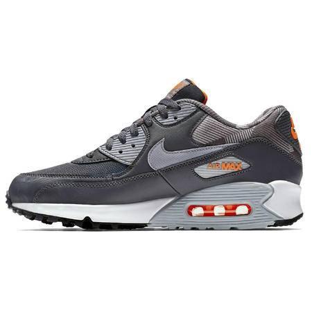 耐克新款男鞋NIKE AIR MAX 90气垫跑步鞋休闲网面透气复古运动鞋749817-018