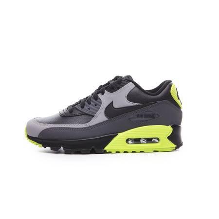 耐克男鞋新款NikeAIR MAX90男子气垫皮面休闲运动跑步鞋652980-007