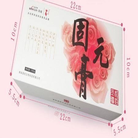 玫瑰盒装阿胶糕180g
