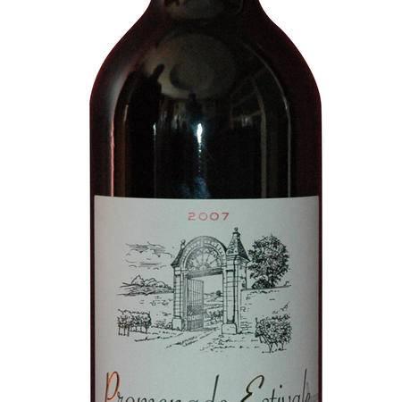 亿美法红艾斯迪尔干红葡萄酒1*750ml