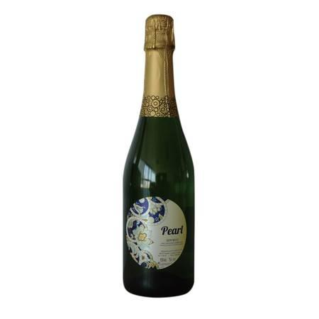 亿美法红珍珠半干型葡萄汽酒 1*750ml