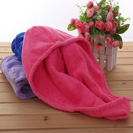 洗头干发帽浴巾快干毛巾擦头发超强吸水速干加厚长包头浴帽洗澡女