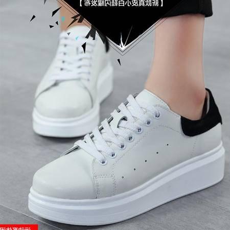 2016夏季韩版平底板鞋休闲鞋百搭学生小白鞋