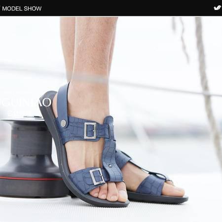 富贵鸟夏季2016新款彩色沙滩鞋潮凉鞋年轻款凉拖两用休闲透气沙滩鞋