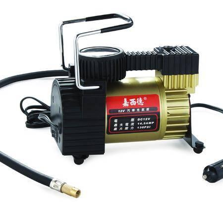 嘉西德汽车轮胎充气泵 车载充气机 车载充气泵 车用打气机