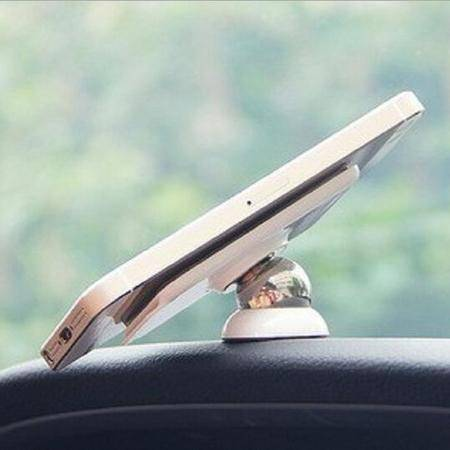 车载多功能磁性手机架 磁铁手机架