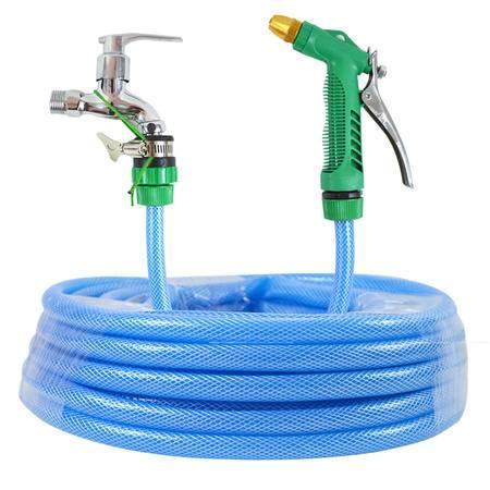 家用自来水洗车水枪 汽车洗车浇花高压水枪套装多用处水管