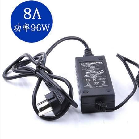 96W逆变器 大功率8A 220V转12V 汽车电源转换器 车用转家用