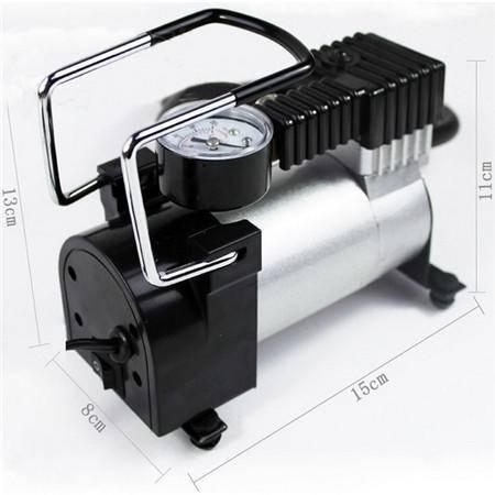 车用气泵 打气泵 机 12V 车载 轮胎冲气泵 单缸充气泵