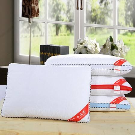 欧的家纺床上用品水洗热熔枕芯可水洗不变形枕头