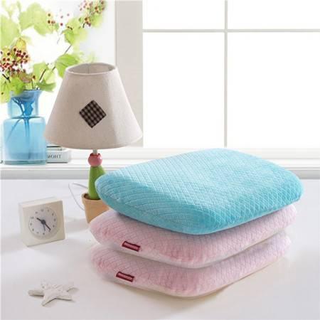 欧的家纺床上用品儿童保健乳胶枕芯枕头