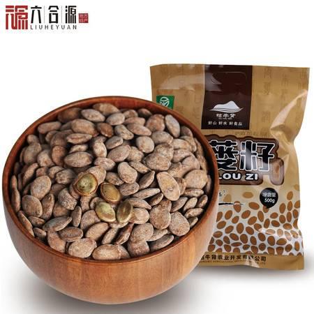 新籽休闲零食炒货天柱山特产瓜蒌籽 精选特级野生瓜蒌子 袋装500g