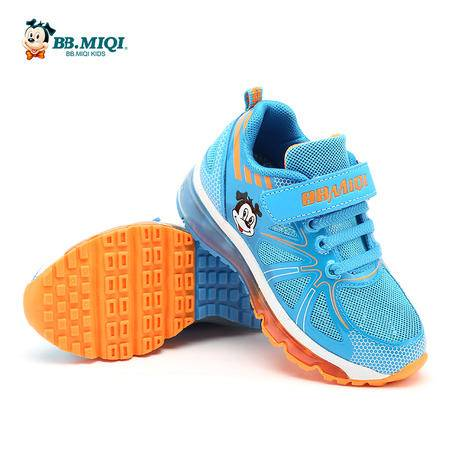 百变米奇男童鞋2016夏季新款气垫鞋休闲单网布女童鞋运动鞋儿童鞋