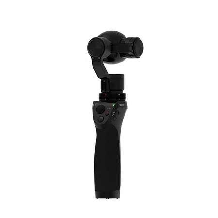大疆 (DJI) 灵眸OSMO一体式手持云台相机 自拍神器