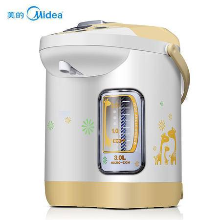 美的(Midea)PF604-30T 母婴定制烧水壶 3温控电热水壶