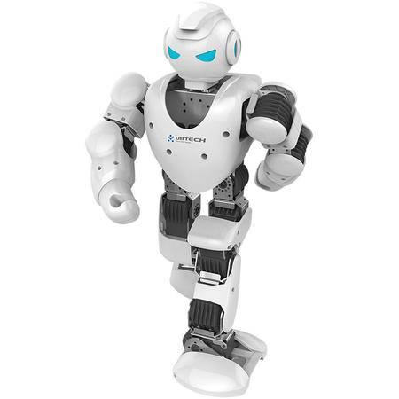 优必选 阿尔法alpha 1S智能玩具机器人 3D编程电动机器人【2016春晚伴舞机器人】