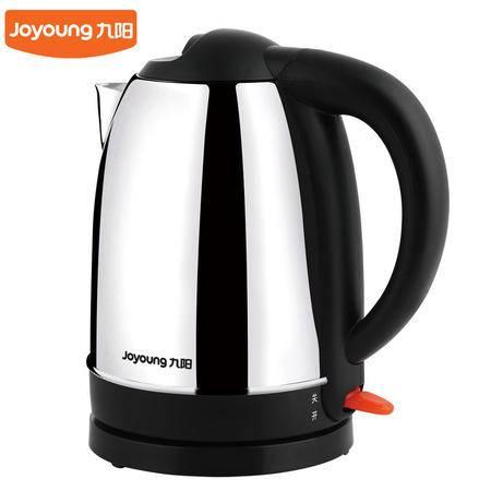 九阳(Joyoung)JYK-17C15 全钢无锰电热水壶
