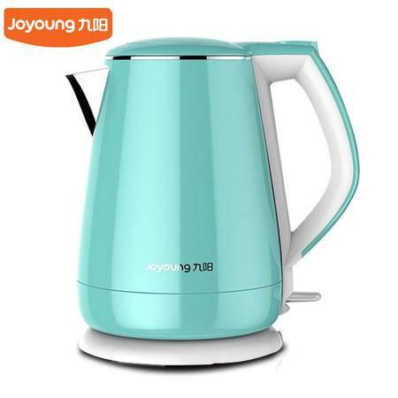 九阳(Joyoung)K15-F626 双层保温防烫电水壶