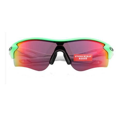 OAKLEY 欧克利 GREENFADE 系列里约奥运款限量首发太阳镜OO9206 38红色镜片绿色