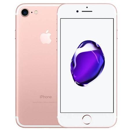 苹果/APPLE iPhone 7 (A1660) 32G 移动联通电信4G手机(玫瑰金)