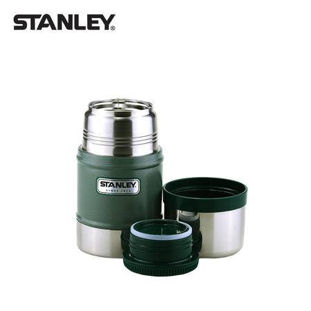 Stanley真空304不锈钢保温杯焖烧罐男便携闷烧杯壶保温饭盒焖粥桶