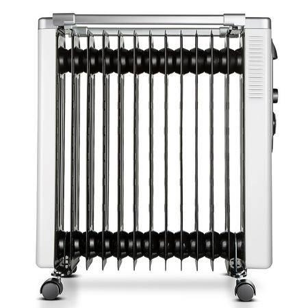 美的(Midea)NY2513-16FW 油汀取暖器/电暖器 13片